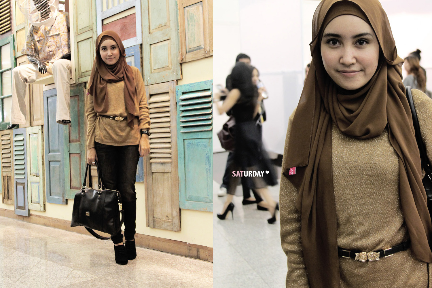 Hijab Fashion 2013 Hijab Melody